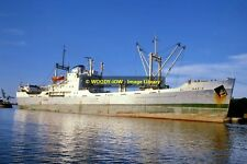 mc0524 - Turkish Cargo Ship - Naz-K , built 1960 ex Phyllis Bowater - photograph