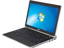 """Lot of 5 Laptop Dell Latitude E6230 I5 3340M 2.7GHZ 12.5"""" 8GB RAM 256GB WIN 10"""