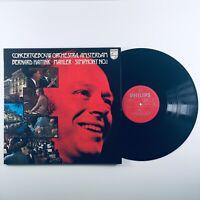 Mahler Symphony No.1 Concertgebouw Orchestra Haitink LP Album Vinyl Record