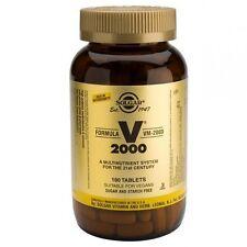 Solgar Formula VM-2000 Tablets 180