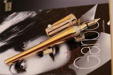 "MONTBLANC ""GRETA GARBO"" SOLID GOLD AND DIAMONDS FOUNTAIN PEN BINB # 74/100 NEW!"