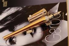"MONTBLANC ""GRETA GARBO"" SOLID GOLD AND DIAMONDS FOUNTAIN PEN BINB # 74/100 NEW!"