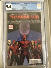 Marvel Shadowland #2 CGC 9.4 Daredevil Red Suit Variant Edition