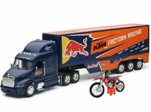 KTM Red Bull MXGP Factory Racing Team Truck Toy 1:32  HERLINGS 1.18 MODEL X2