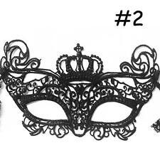 HOT Sexy Stunning Eye Lace Mask Fancy Dress Costume Masquerade Party Dress #2 MT