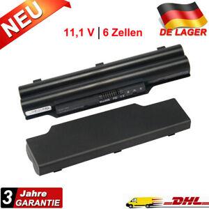Akku für Fujitsu Siemens LifeBook AH530 AH531 A530 A531 FPCBP250 AH-530 4400mAh