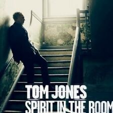 TOM JONES - SPIRIT IN THE ROOM  CD ++++++++++++10 TRACKS++++++++NEU