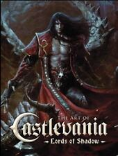NEW The Art of Castlevania - Lords of Shadow, Robinson, Martin SEALED