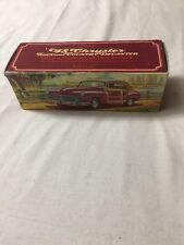 Avon 48 Chrysler Town and Country Decanter w/Wild Country After Shave