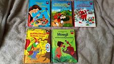 5x Walt Disney World of Books Bundle (1) textured