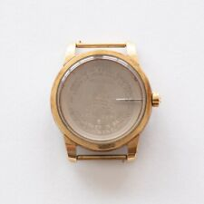 Omega Seamaster Gold Plated 2765 2764 2771 Clover NOS Case Vintage Rare Jumbo