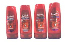 New 4 Pk.L'Oreal Color Vibrancy Intensive Protecting Conditioner, 12.6 oz