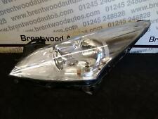 Peugeot 5008 2010 T8 NSF Passenger Side Front Headlight 9685472780