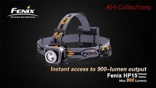 Fenix hp15 Ultimate Edition LED frente lámpara lámpara de cabeza 900 lúmenes Burst modo + sos