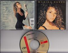 MARIAH CAREY 1990 debut CD AUSTRIA CBS 466815 2 Vision Of Love freepostage