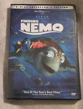 Finding Nemo (DVD, 2003, 2-Disc Set)