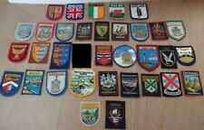 More details for collection of sew on badges - place names & locations (uk)