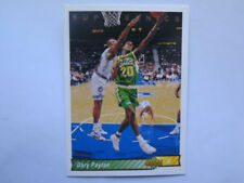 Upper Deck Seattle Supersonics NBA Basketball Trading Cards