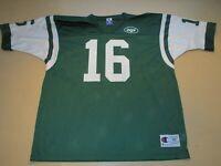 Vintage Vinny Testaverde New York Jets Champion Jersey 48 XL