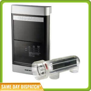 Davey ChloroMatic Self Cleaning Salt Water Chlorinator MCS16C MCS24C MCS36C