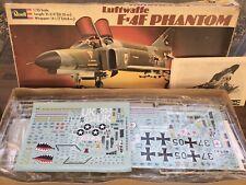 REVELL LUFTWAFFE F-4F PHANTOM 1/32 model Kit STILL SEALED (New Old Stock)
