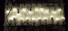 Loma Expressions 20 Midget Lite Icicles Set Indoor Christmas Lights