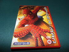 SPIDERMAN Special Two DVD Disc Set - (PAL 2 UK) 12 Widescreen Action - Free Post
