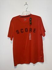 Old Navy Active Men's Large New Score Shirt Go Dry