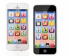 Kids Learning Toy Play Cell Phone Touch Screen Y-Phone Educational Learning Toy
