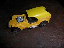 1971 Hot Wheels Redline Ice T CLASSIC YELLOW ENAMEL