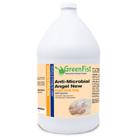 GreenFist Antimicrobial Liquid Lotion Hand Soap 1 Gallon (128 Ounce)