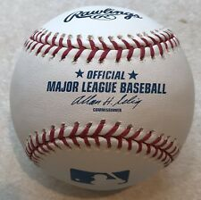 (12) Unused MLB Rawlings Baseballs.  ROMLB
