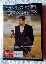 The Assassination Of Jesse James By The Coward Robert Ford (DVD) R-4, LIKE NEW