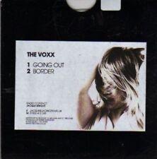 (BX970) The Voxx,  Border - 2011 DJ CD