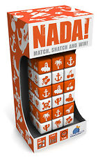 Nada Dice Game by Blue Orange Free Shipping NEW