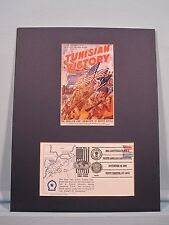 Operation Torch - Invasion of North Africa & 50th Anniversary Commerative Cover
