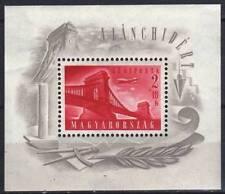 Hungary 1948. Bridge I. nice sheet MNH (**) Mi.:Bl.: 12. / 120 EUR