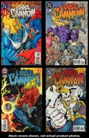 Loose Cannon 1 2 3 4 DC 1995 Complete Set Run Lot 1-4 VF/NM