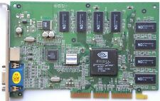 Gainward gf2 mx-400 GeForce 2 mx400 64mb Scheda grafica AGP