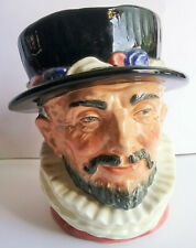 Beefeater Royal Doulton Toby Jug D6206