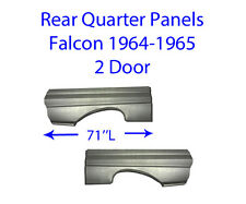 1964-65 FORD FALCON 2 DOOR QUARTER PANEL PAIR!!   FREE SHIPPING!!