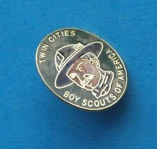 TWIN CITIES COUNCIL BADEN POWELL   HAT PIN     BOY SCOUTS -  c4169