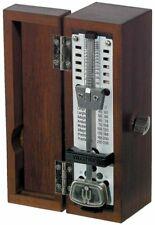 Wittner Metronome Wooden Mechanical Taktell Super Mini Mahogony 880210