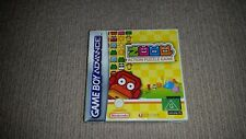 Zooo Action Puzzle Nintendo Gameboy Advance Game Boxed, Cleaned & Tested