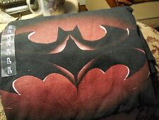VINTAGE Batman T-SHIRT (SIZE:L)  1997 Warner Bros Store
