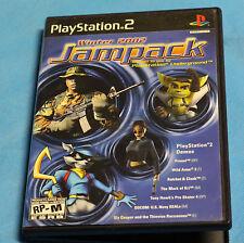 PlayStation Underground Jampack -- Winter 2002 (Sony PlayStation 2, 2002)