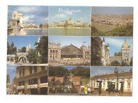 AK Budapest - Mehrere Ansichten Gut erhalten gelaufen