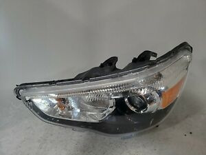 2011 - 2018 Mitsubishi Outlander Sport Driver LH Left Halogen Headlight M0991