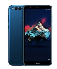 Huawei Honor 7X  4G 64GB  - Blue Model - BND-L21 Unlocked Phone Only B Grade
