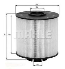 MAHLE / KNECHT Kraftstofffilter KX 67/2D ( KX67/2D )